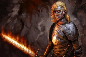 Azor Ahai, the Prince who was Promised