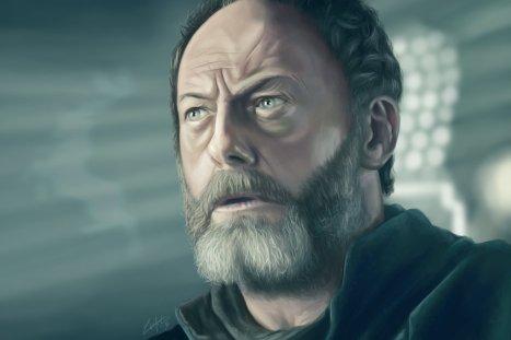 Ser Davos Seaworth, the Onion Knight