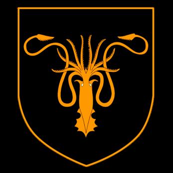 Sigil of House Greyjoy