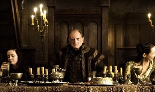 Walder Frey at the Red Wedding