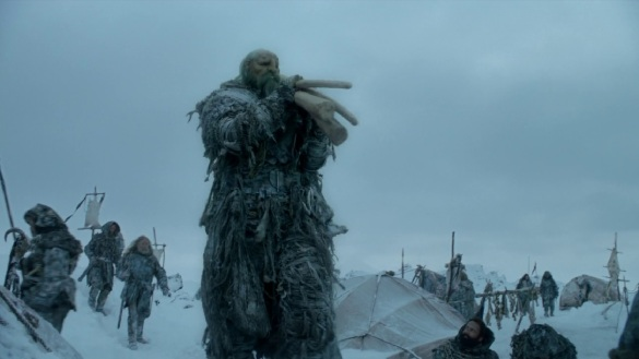 A giant amongst the Wildlings
