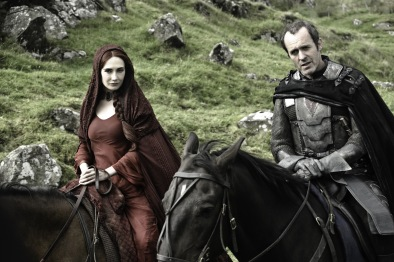 Melisandre with Stannis