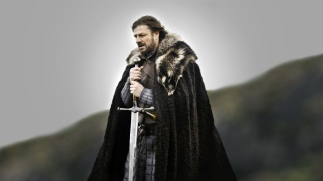 Ice, Ned's greatsword