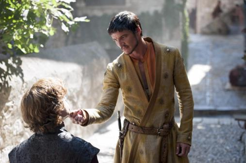 Prince Oberyn Martell, otherwise known as the Red Viper