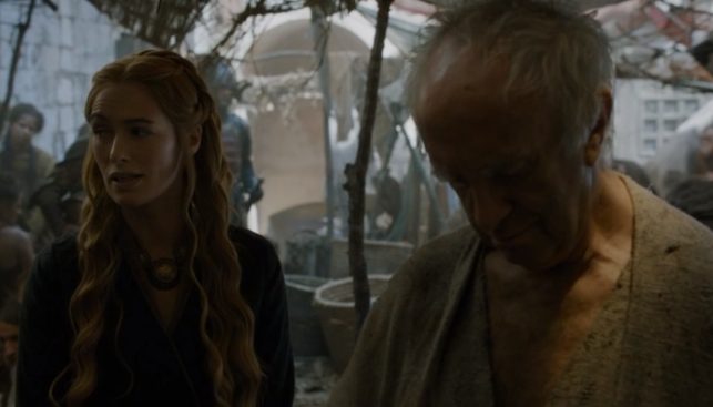 Cercei & the High Sparrow