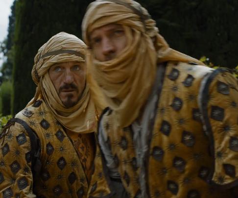Jaime & Bronn