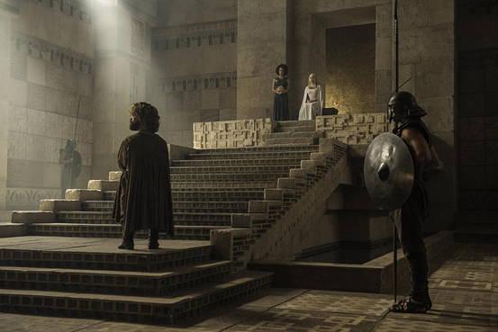 Tyrion before Khaleesi